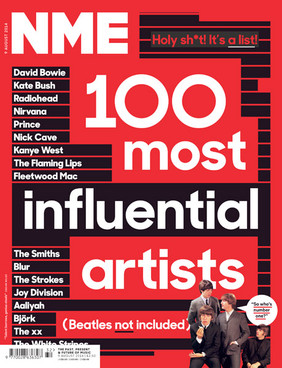NMECover100InfuentialArtists_CMA3_050814